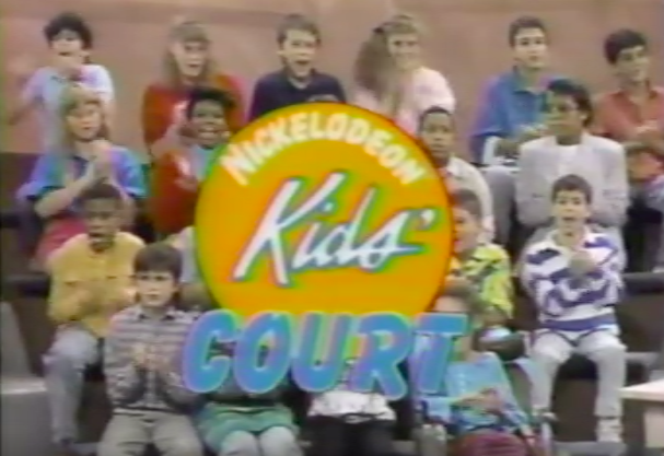 Kid's Court Title
