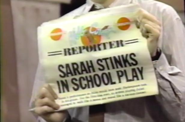 Sarah Stinks