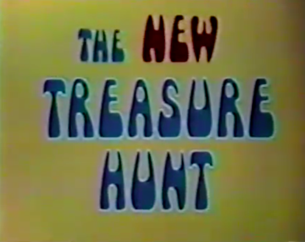 Treasure Hunt Title