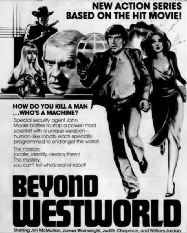 Beyond Westworld Ad