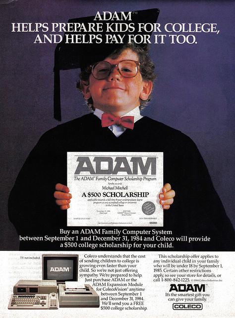 La plus belle pub pour un micro 8bit ? - Page 11 Adam-Scholarship